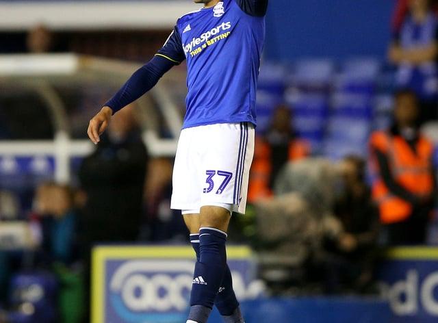 Birmingham forward Odin Bailey has joined Forest Green on loan foir a second spell