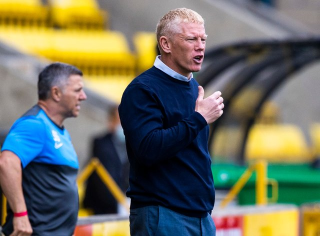 Gary Holt's side will host Kilmarnock on the scheduled date