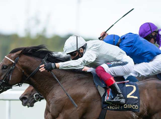 Palace Pier puts his unbeaten record on the line in the Queen Elizabeth II Stakes