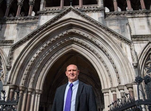Andrew Green court case