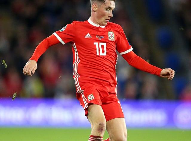 Liverpool's Wales international Harry Wilson has joined Cardiff on loan