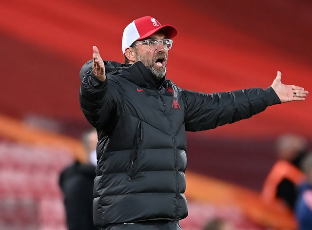 Liverpool manager Jurgen Klopp admits a shock 7-2 defeat to Aston Villa could be their most important match of the season