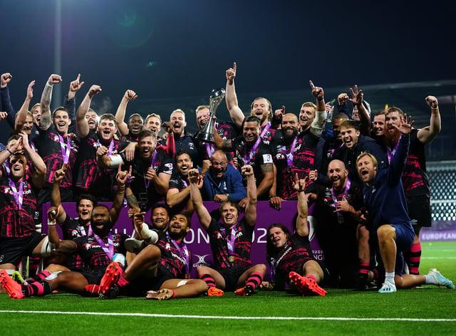 Bristol Bears v RC Toulon – European Challenge Cup – Final – Stade Maurice-David