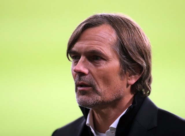 Phillip Cocu saw Derby suffer another defeat