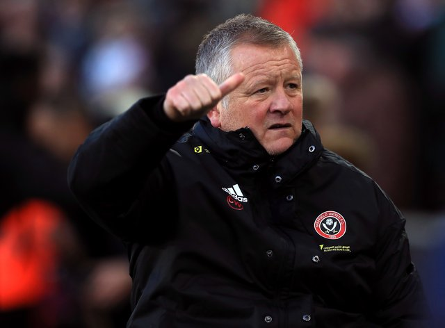 Sheffield United have lost all four of their Premier League matches this season but manager Chris Wilder insists they are not feeling sorry for themselves.