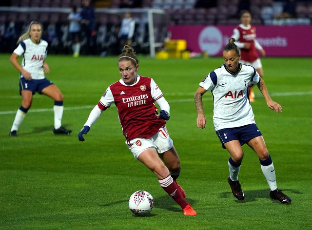 Little is focusing on herself and her team ahead of their clash with Spurs