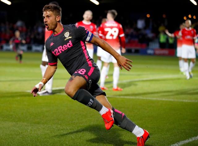 Gaetano Berardi tore an anterior cruciate ligament at Derby in July