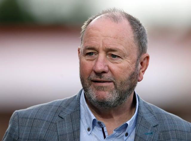 Torquay manager Gary Johnson