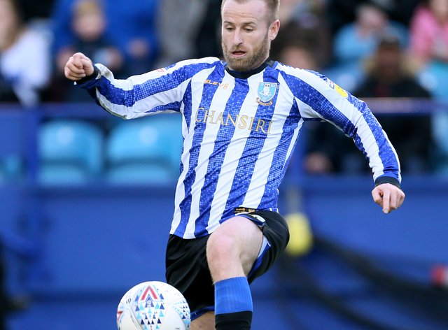 Barry Bannan's goal was enough for Sheffield Wednesday