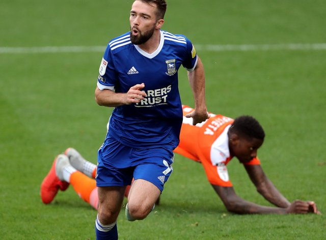Blackpool v Ipswich Town – Sky Bet League One – Bloomfield Road
