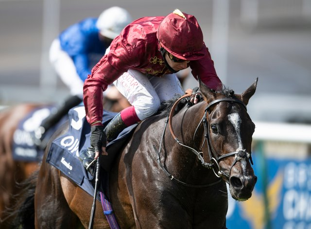 Kameko, winner of the 2000 Guineas. is to be retired to stud at the end of the season