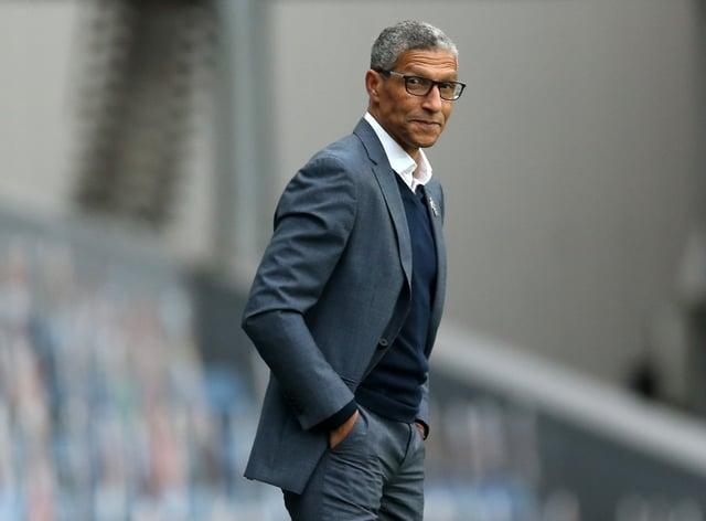 Nottingham Forest manager Chris Hughton made a winning start at Blackburn