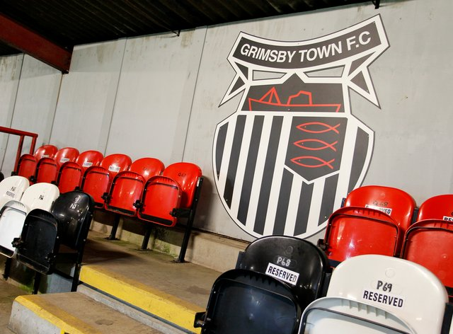Grimsby sealed a last-gasp victory at Leyton Orient