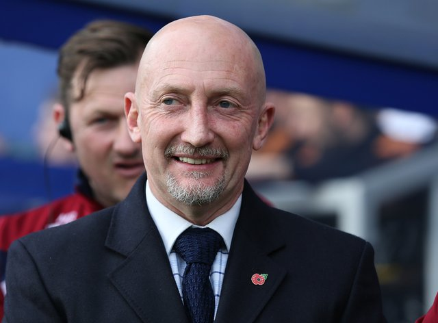 Grimsby boss Ian Holloway was thrilled with his second away win in five days