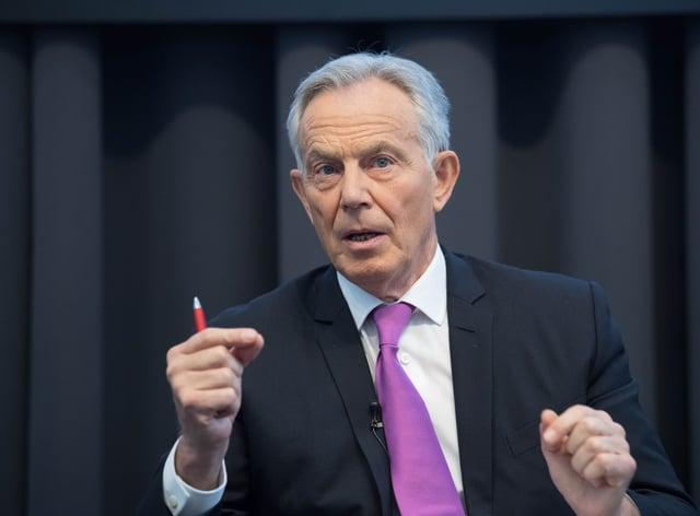 Failed legal bid against Tony Blair