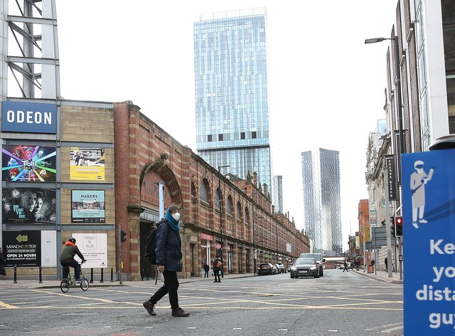Restrictions in Manchester