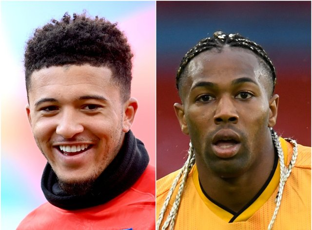 Sancho and Traore have both been linked with moves away