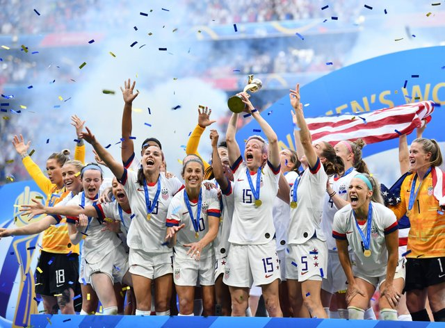 A trio of teams have bid for the Women's World Cup in 2027