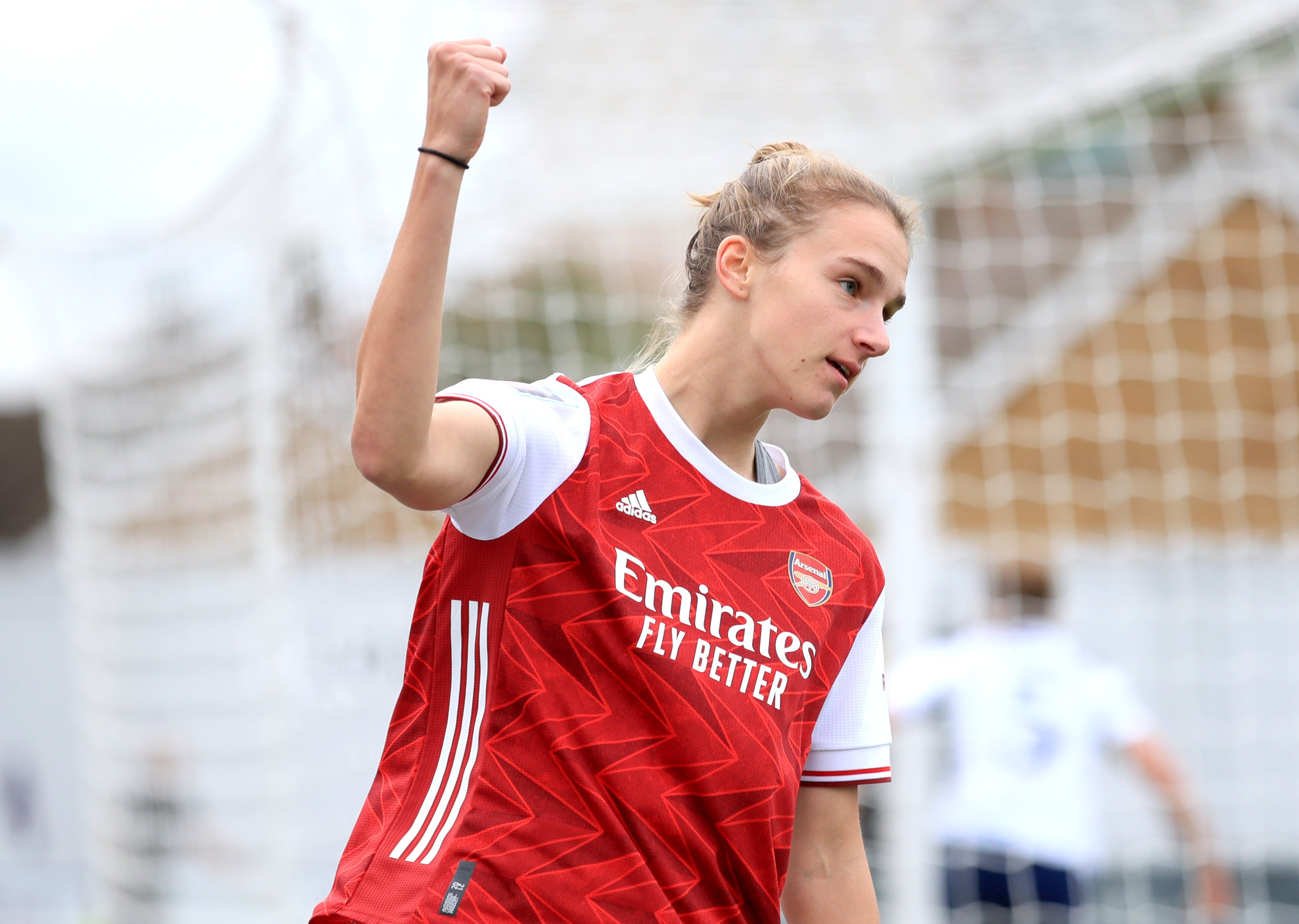 Arsenal striker Vivianne Miedema is best player in world, says Kelly Smith