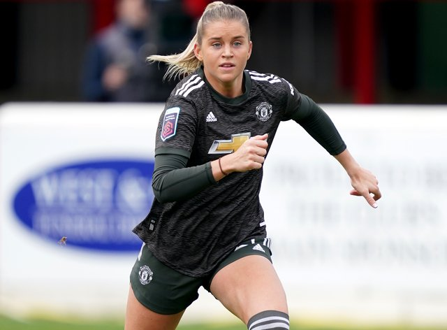 Alessia Russo is out of the England squad with a thigh injury