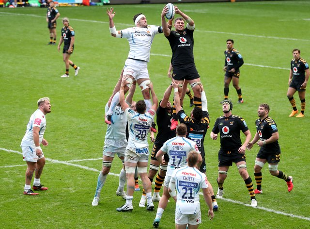 Wasps will hope to be given the go-ahead to play in the Premiership final
