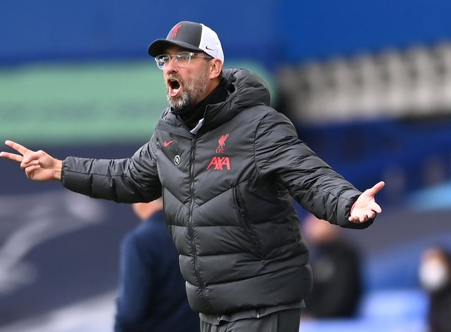 Liverpool manager Jurgen Klopp is still angry about the tackle which sidelined Virgil Van Dijk for several months