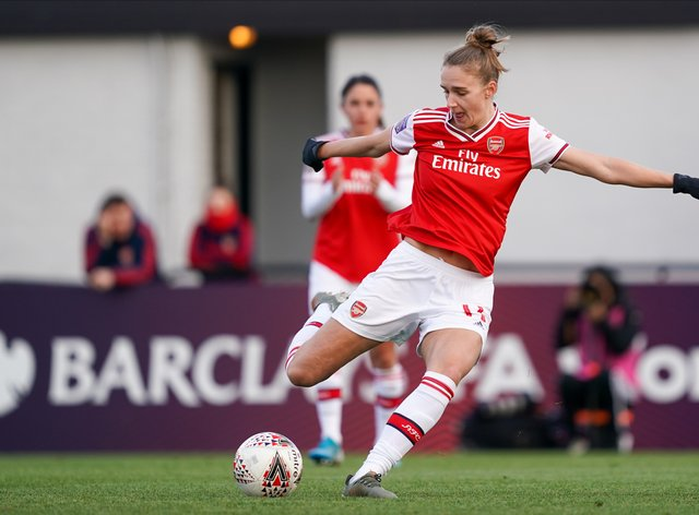 Miedema became the Women's Super League's all-time top scorer last weekend