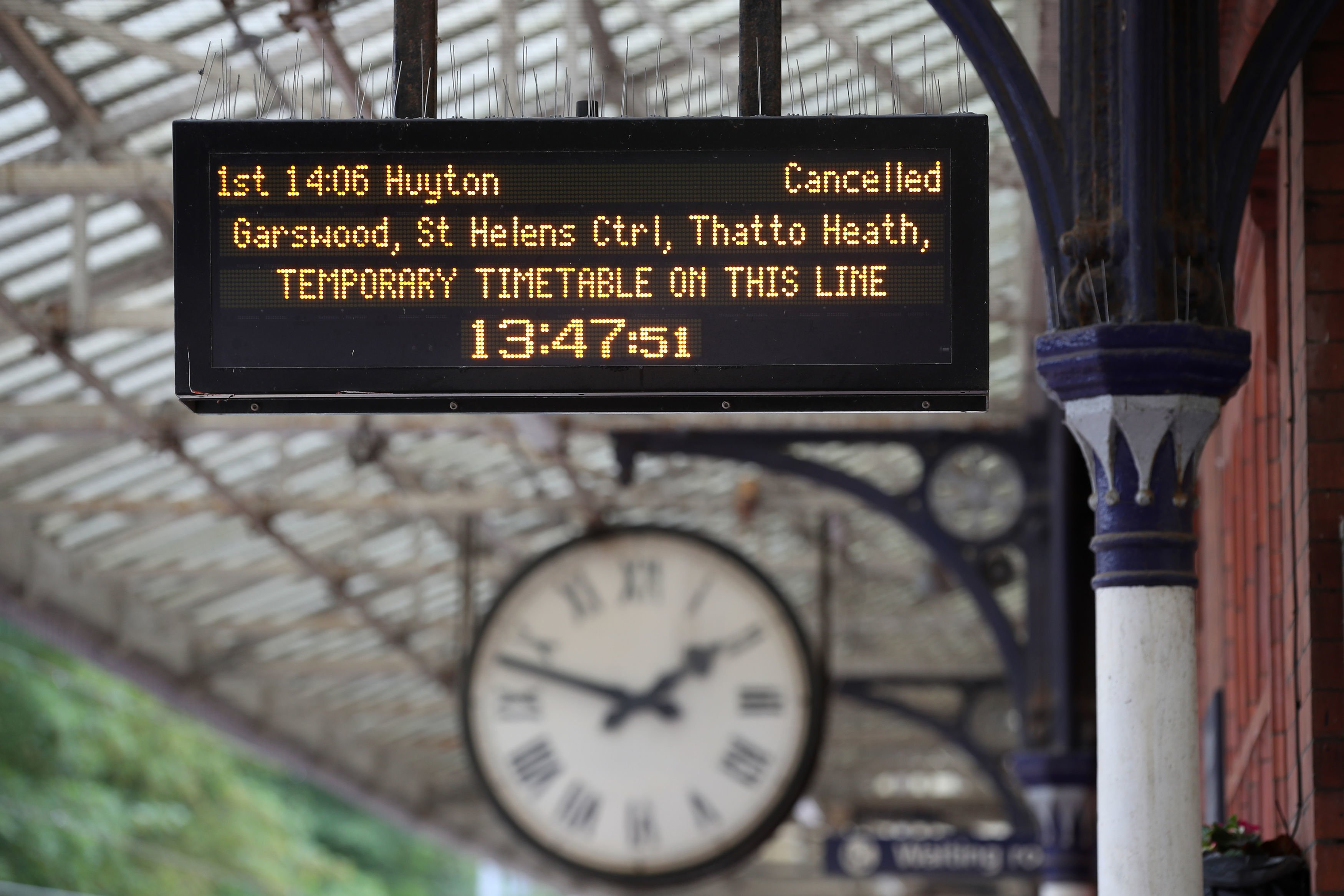 Rail passengers missing out on tens of millions of pounds in delay compensation