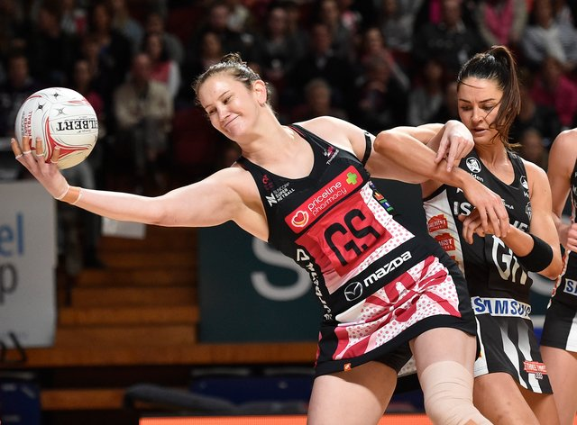Karyn Bailey will continue to play for Surrey Storm
