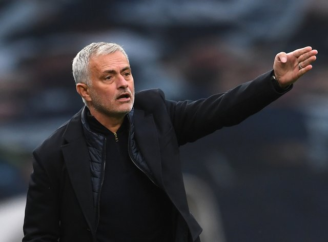 Jose Mourinho has rejected labels of 'Spursy' being aimed at his side