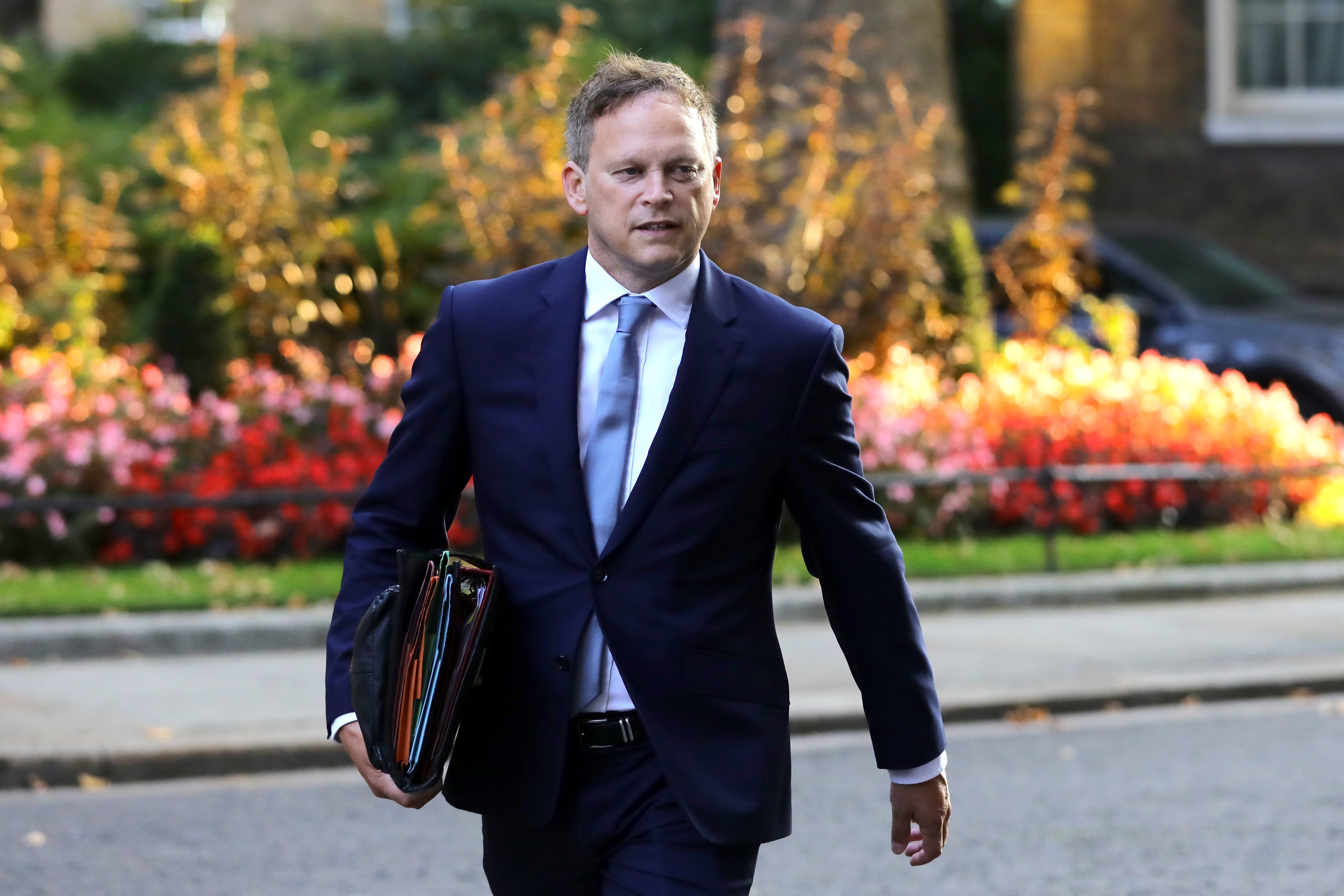 Shapps outlines cost of propping up public transport during Covid-19 pandemic