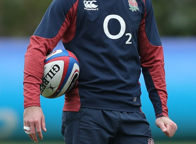 George Ford has been ruled out of action this weekend.