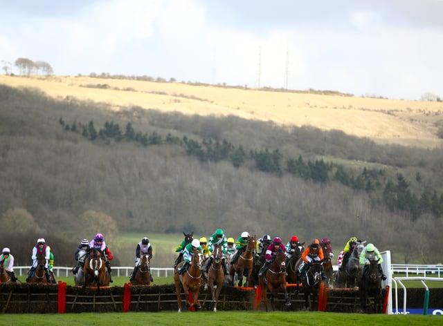 Racing returns to Cheltenham on Friday