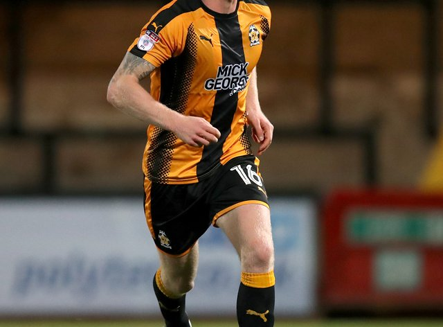 Liam O'Neil remains the only absentee for Cambridge as they prepare to host Bolton