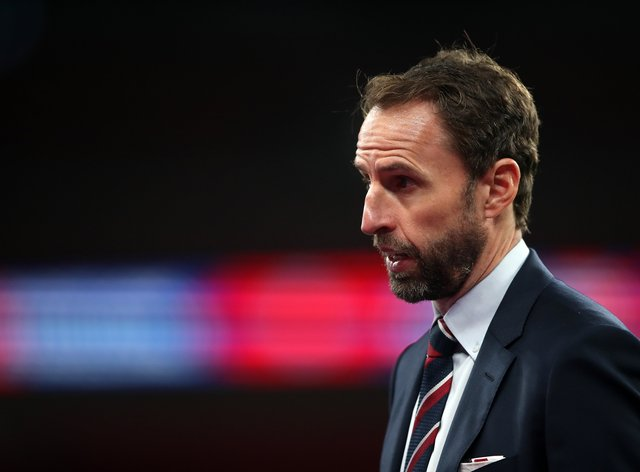 England manager Gareth Southgate will discover his side's World Cup qualifying opponents on December 7