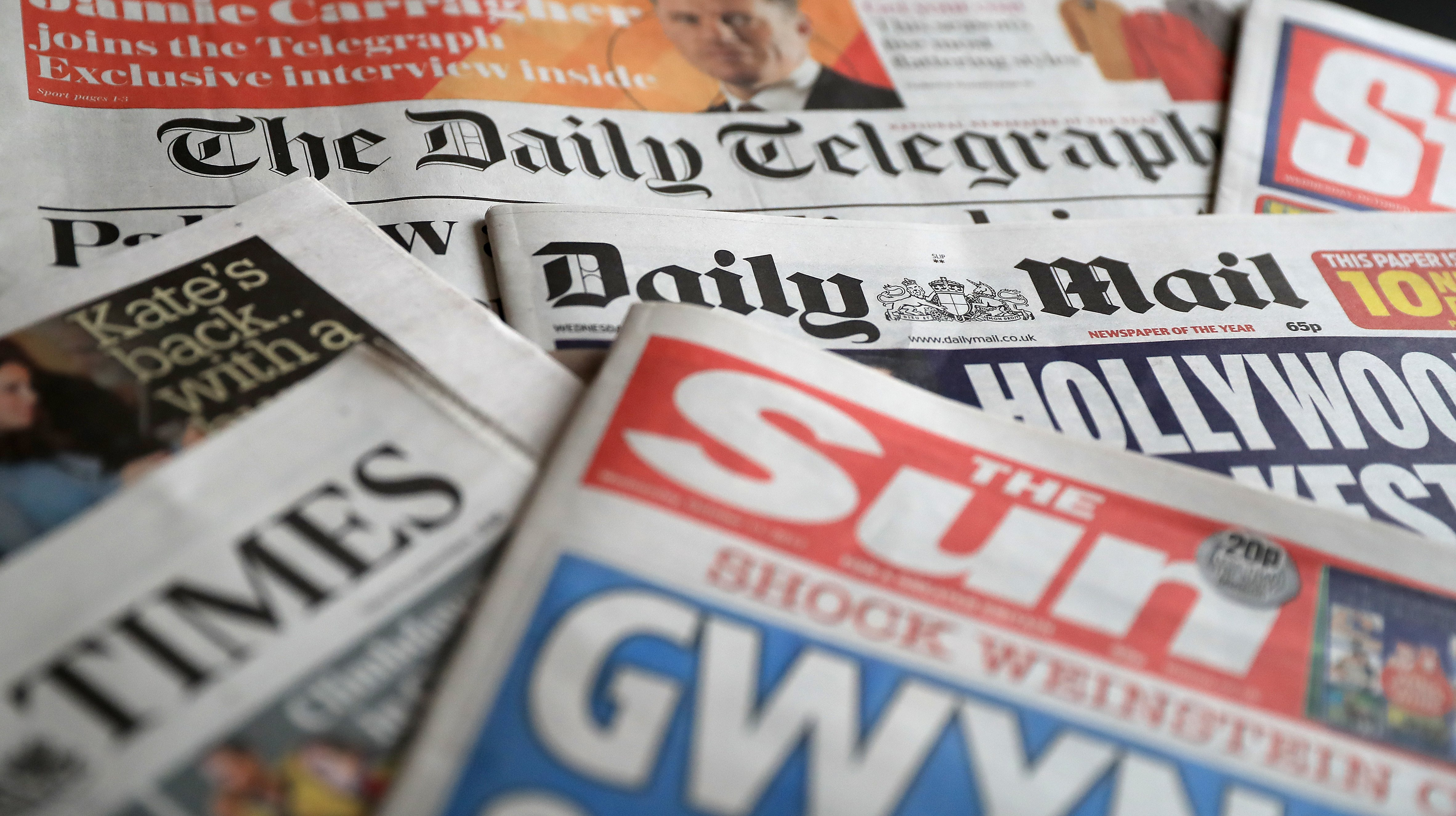 What the papers say – October 23