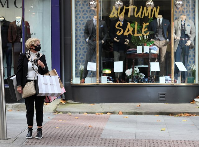 ShopRetail sales volumes are up but fashion retailers are suffering