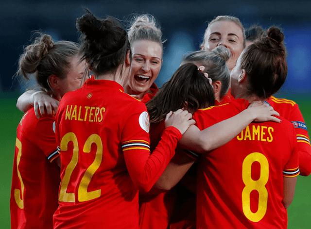 Wales beat Faroe Islands last night