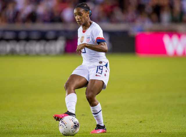 Dunn has moved to Thorns from Courage