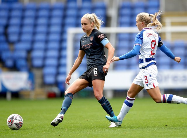 The Football Association are encouraging fans to watch women's football during the men's break
