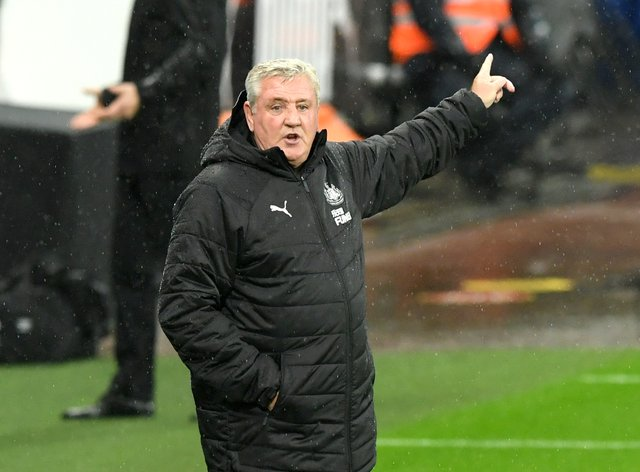 Newcastle head coach Steve Bruce finds himself under the spotlight once again this weekend
