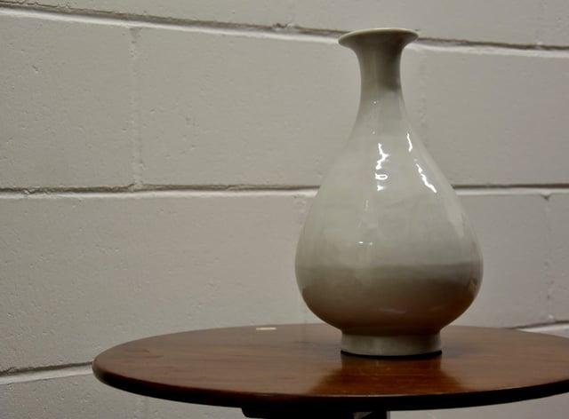 A stolen 15th century Chinese Ming Dynasty vase worth £2.5 million