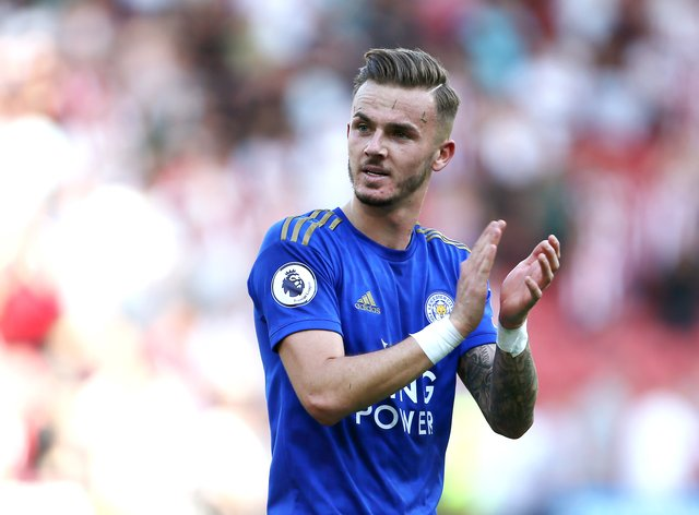 James Maddison is dreaming of winning silverware with Leicester after signing a new deal with the Foxes.