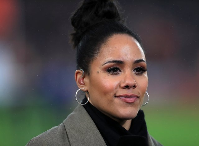 Alex Scott has been named as a presenter for the 2020 show