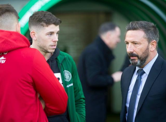 Celtic v Aberdeen – Ladbrokes Scottish Premiership – Celtic Park
