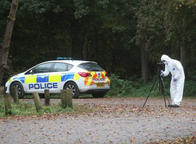 Body found at Watlington Hill