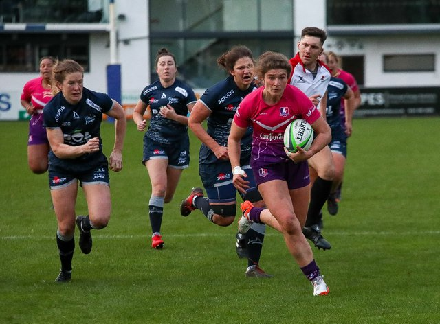 Loughborough Lightning earned victory in Round 3 of the Premier 15s