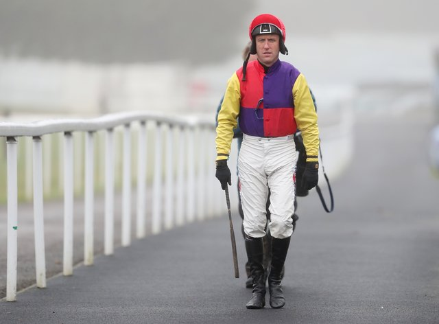 Robbie Power hopes to back in action in midweek after a fall at Aintree
