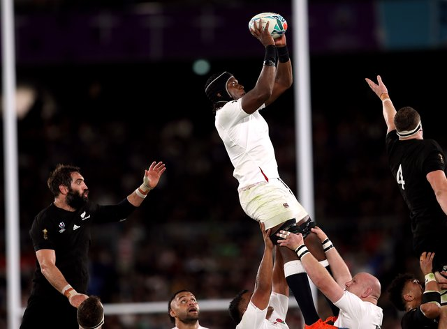 Itoje wants more diversity in the sport