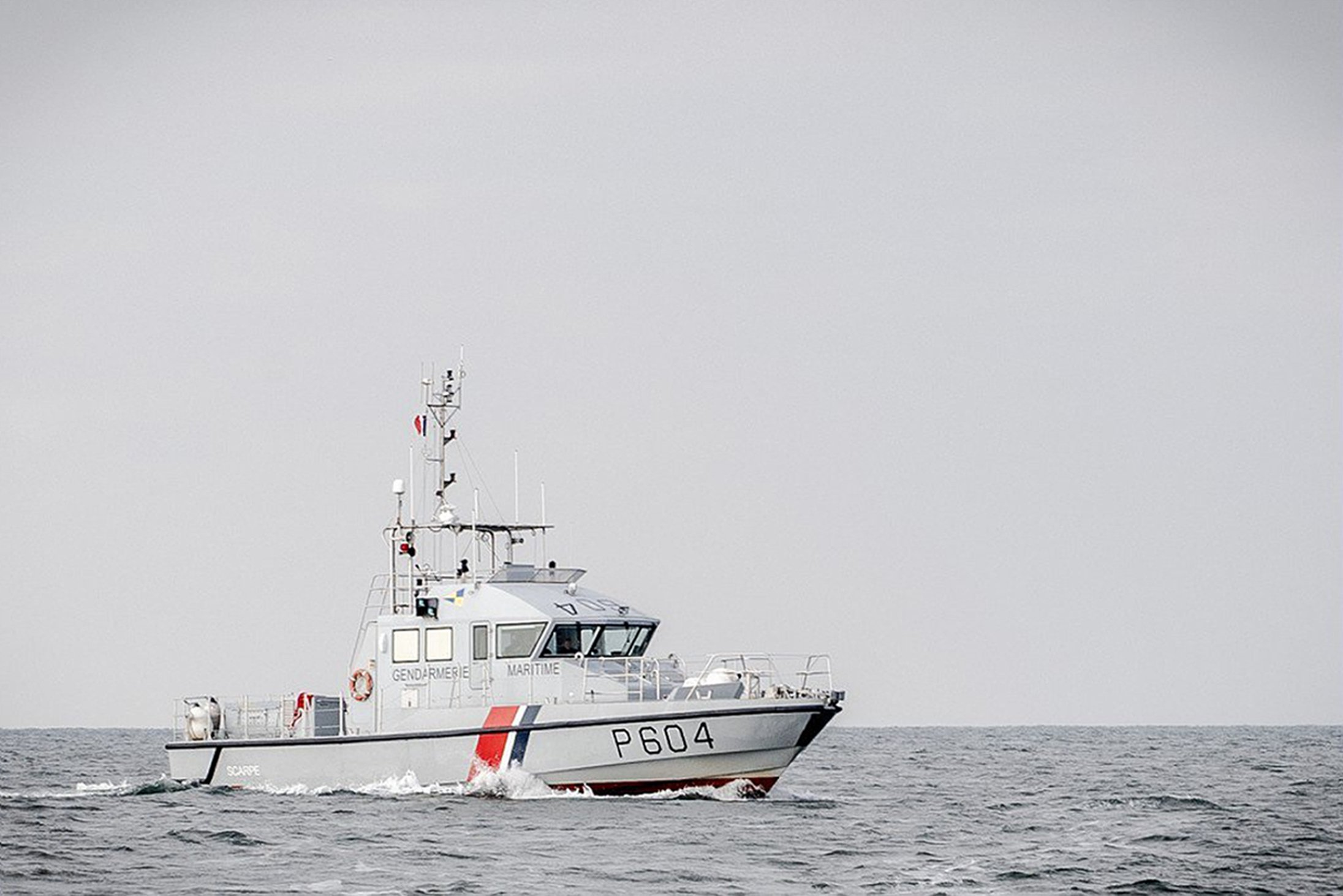 Migrants feared dead after boat sinks off French coast